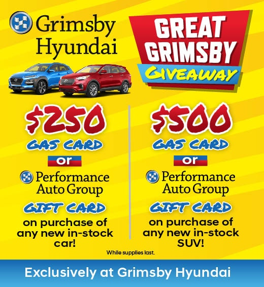 Great Grimsby Giveaway On Now