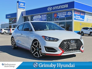2019 Hyundai Veloster N Series 2.0L TURBO 275HP!! Hatchback
