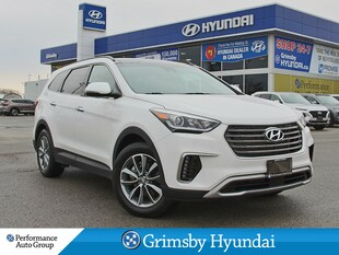 2019 Hyundai Santa Fe XL LUXURY / AWD / 7 PASS / DEMO UNIT SUV