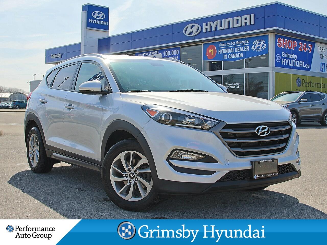 2016 Hyundai Tucson BLUETOOTH / BACK-UP CAMERA / BLIND SPOT DETECTION SUV