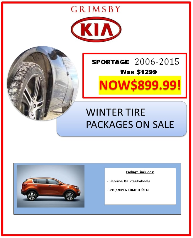 Winter Tire Deals