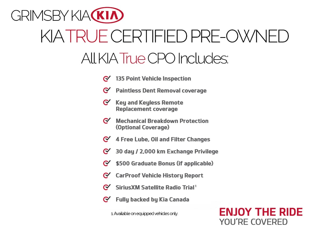 what is cpo find out what certified pre owned means at grimsby kia grimsby kia true certified. Black Bedroom Furniture Sets. Home Design Ideas