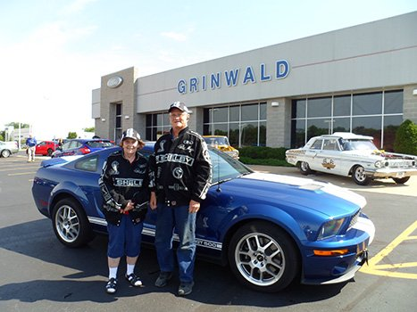 Grinwald Ford New Ford Dealership In Watertown WI - Grinwald ford car show