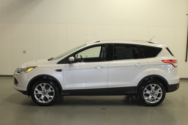 Used 2016 Ford Escape Titanium SUV Toledo, Ohio
