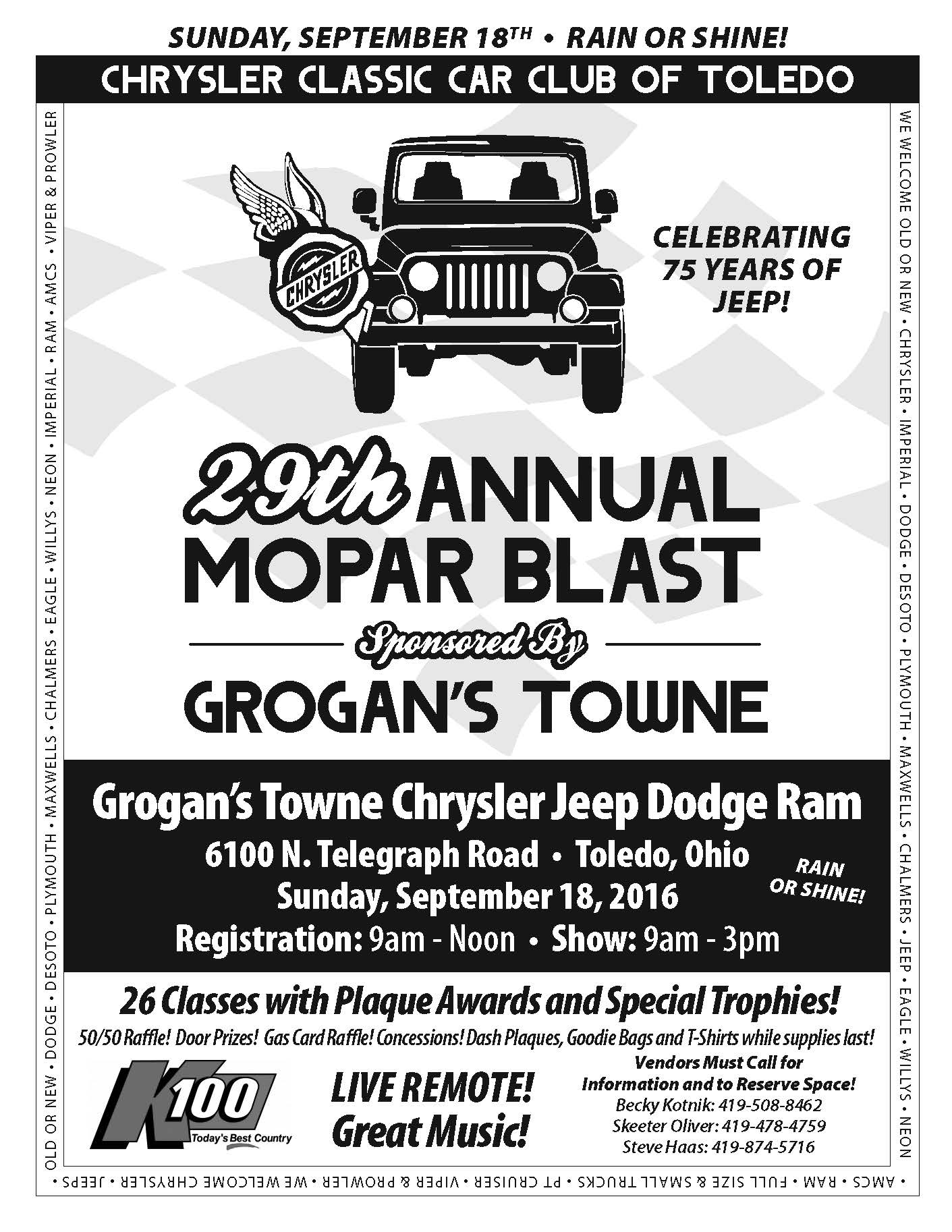 Grogan S Towne Chrysler Jeep Dodge Ram New Chrysler Dodge Jeep