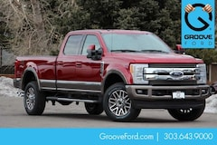 2018 Ford Superduty F-350 King Ranch Truck