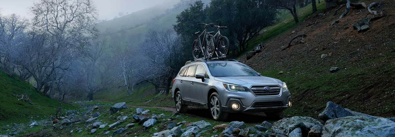 The 2019 Subaru Outback and Legacy: Now Featuring Standard EyeSight®