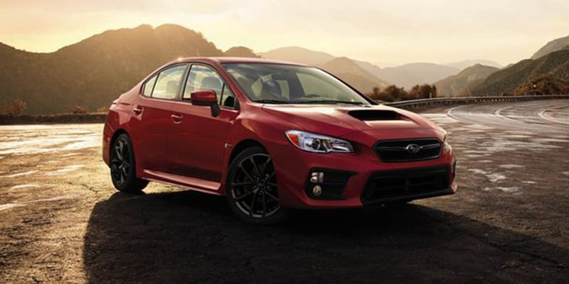 Used Subaru WRX Denver CO