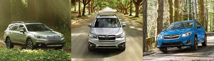 New Subaru Models for Sale in Denver CO