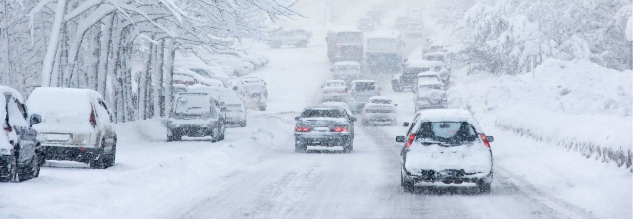 How to Avoid Common Cold Weather Car Damage
