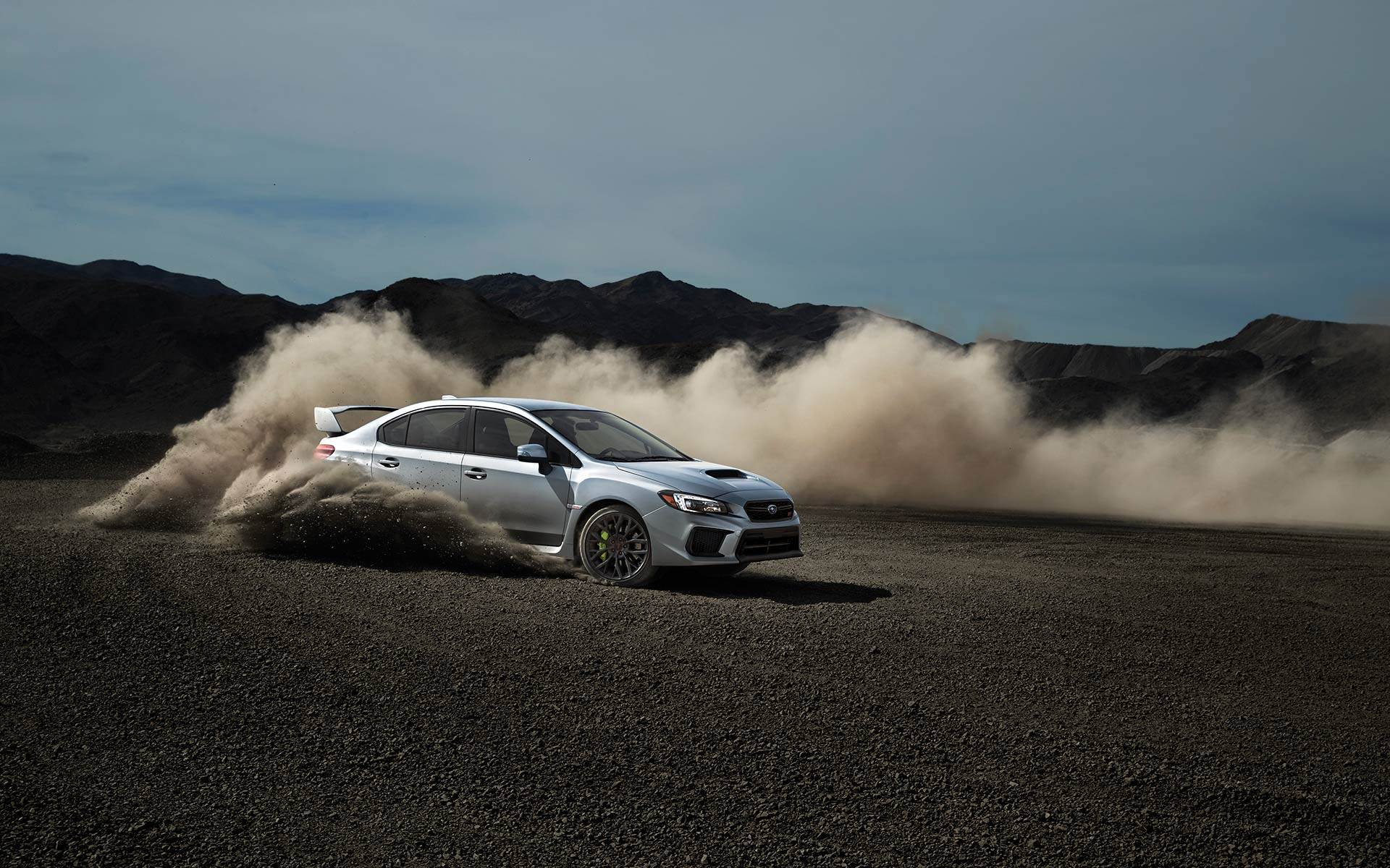 How The Subaru WRX STI Becomes a Champion On the Rally Circuit