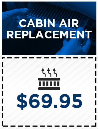 Cabin Air Replacement