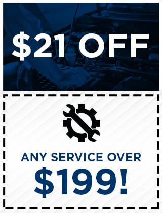 $21 Off Any Service Over $199!