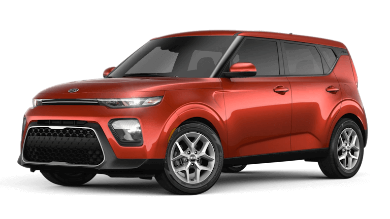 2020 Kia Soul S in Mars Orange