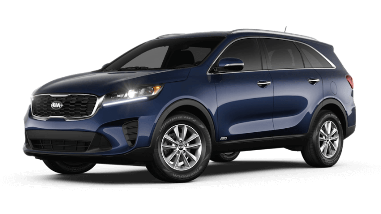 2020 Kia Sorento LX in Imperial Blue
