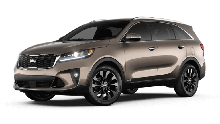 2020 Kia Sorento EX in Dragon Brown