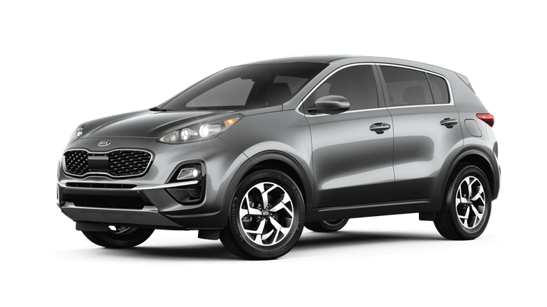 2020 Kia Sportage LX in Steel Grey
