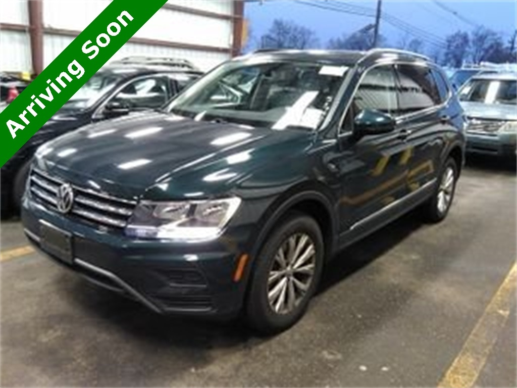 Used Volkswagen Tiguan Lincolnwood Il
