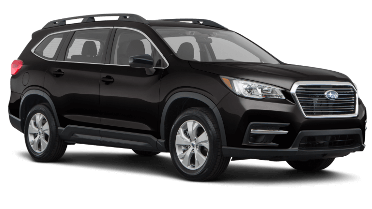 2020 Subaru Ascent Base - Crystal Black