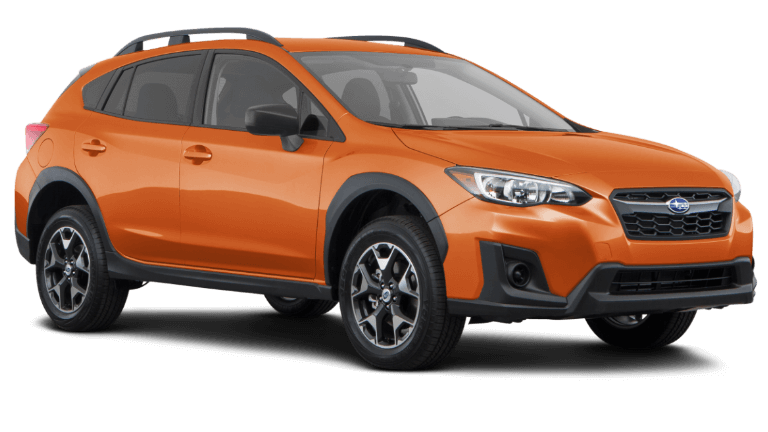 2020 Subaru Crosstrek Base - Sunset Orange