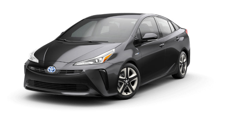 2019 Toyota Prius Limited in Magnetic Gray