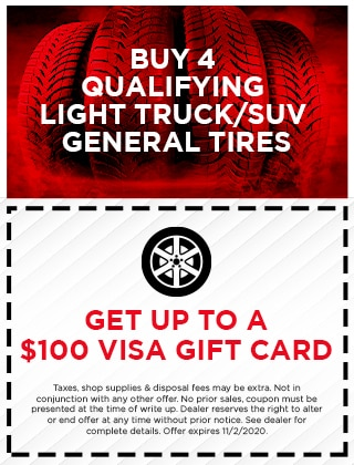 Qualifying Tires