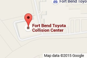 fort bend toyota collision center new collision dealership in richmond tx 77469. Black Bedroom Furniture Sets. Home Design Ideas