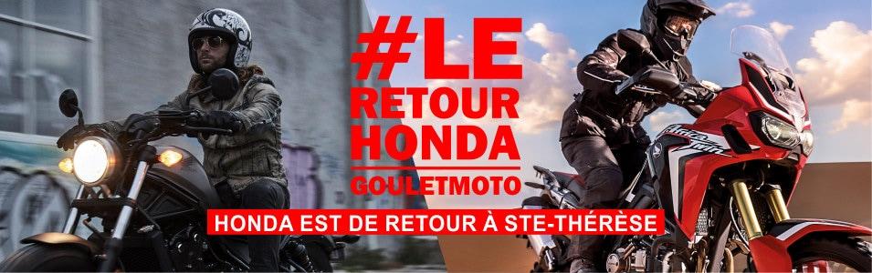 Goulet Moto Bateau Vtt à Vendre Honda Crestliner Aprilia Guzzi