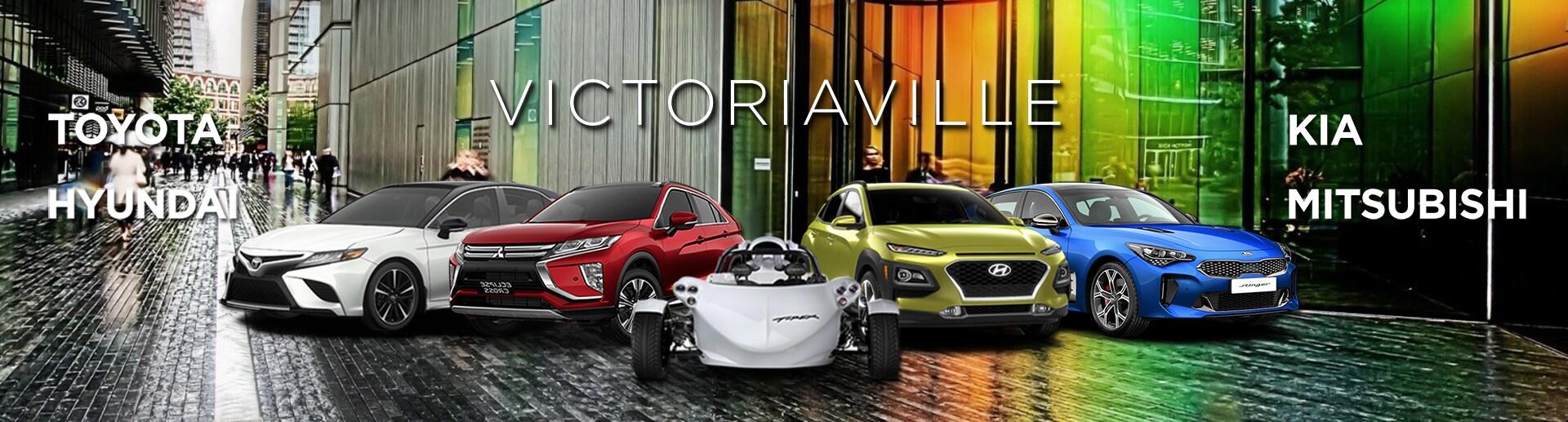 Groupe Roy Auto Neuf Occasion Mitsubishi Scion Toyota