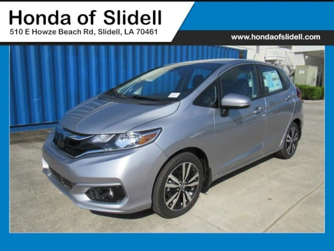 new 2019 Honda Fit EX Hatchback in Slidell