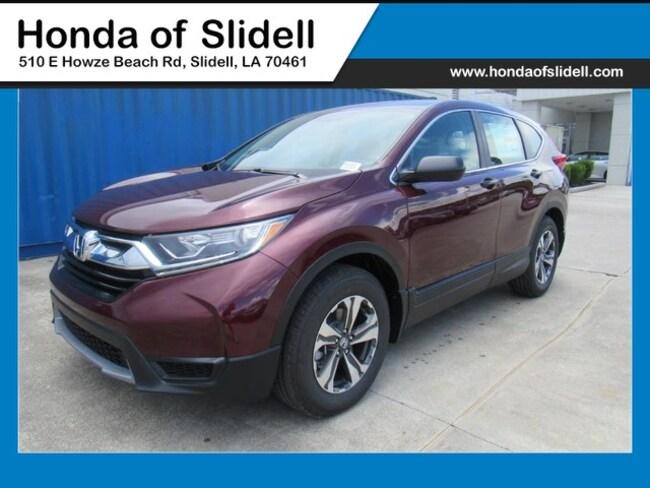 new 2019 Honda CR-V LX 2WD SUV in Slidell