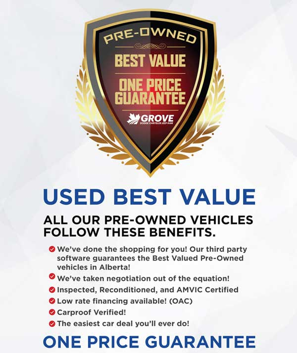 Find Your Next Vehicle - Best Value Used Vehicles