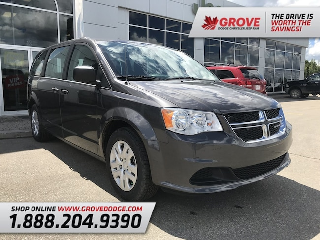 2019 Dodge Grand Caravan Canada Value Package Minivan