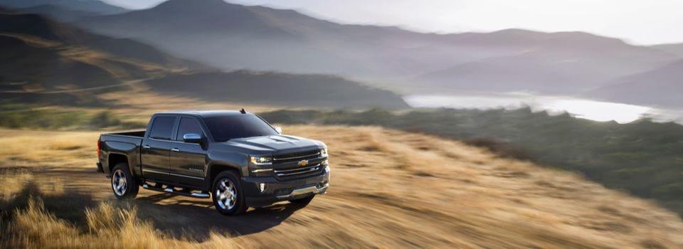 Test Drive The 2019 New Chevy Silverado for Sale in Zumbrota MN