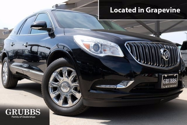 Used Buick Enclave Grapevine Tx
