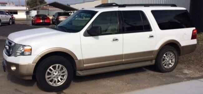 2013 Ford Expedition EL SUV