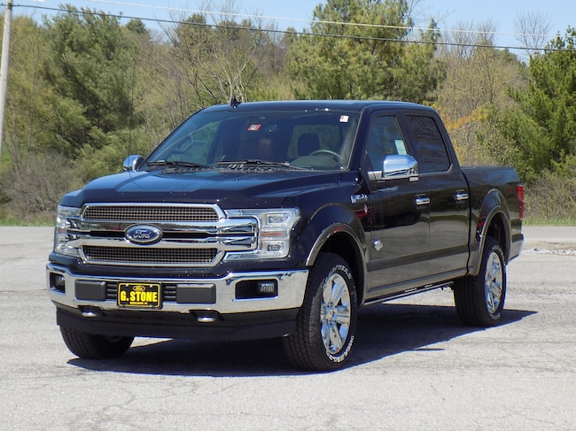 2018 Ford F-150 KING RANCH Truck Crew Cab