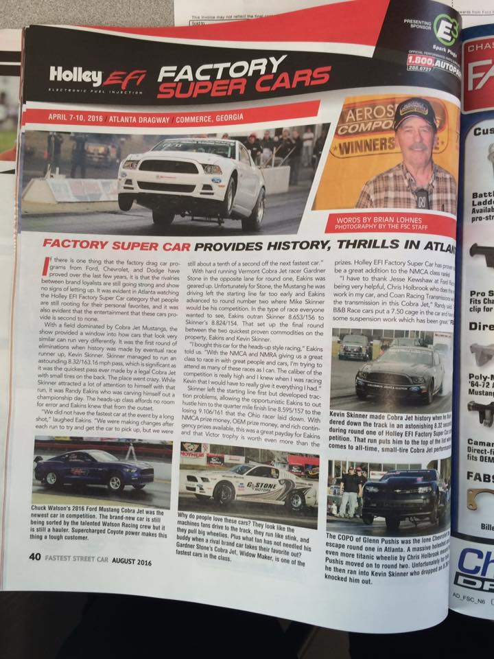 G stone motors inc gardner in fastest street car magazine for G stone motors used cars