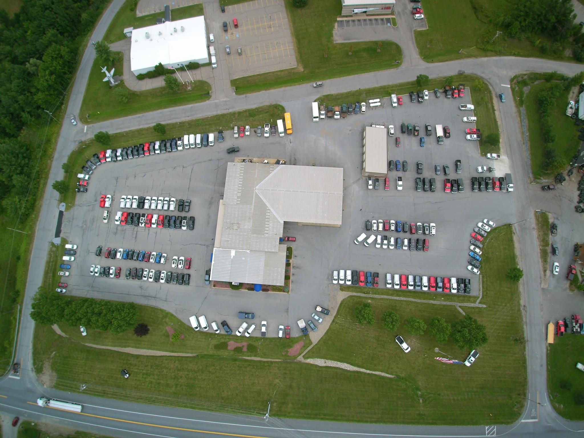 Birds Eye View Blog Post List G Stone Motors Inc
