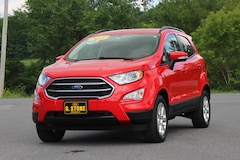 Used 2018 Ford EcoSport SE 4WD SUV For Sale in Middlebury, VT