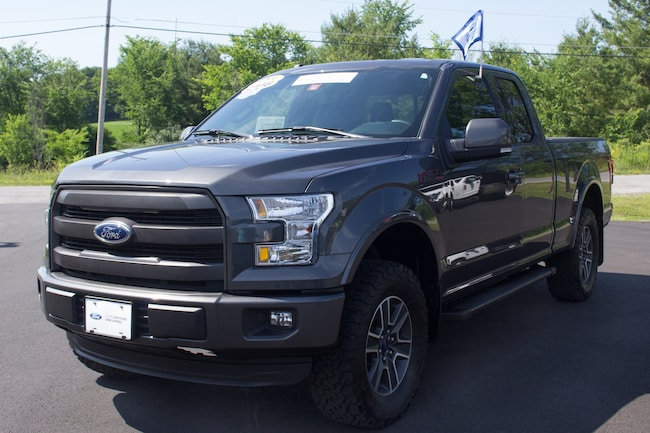 2016 Ford F-150 Lariat Super Cab