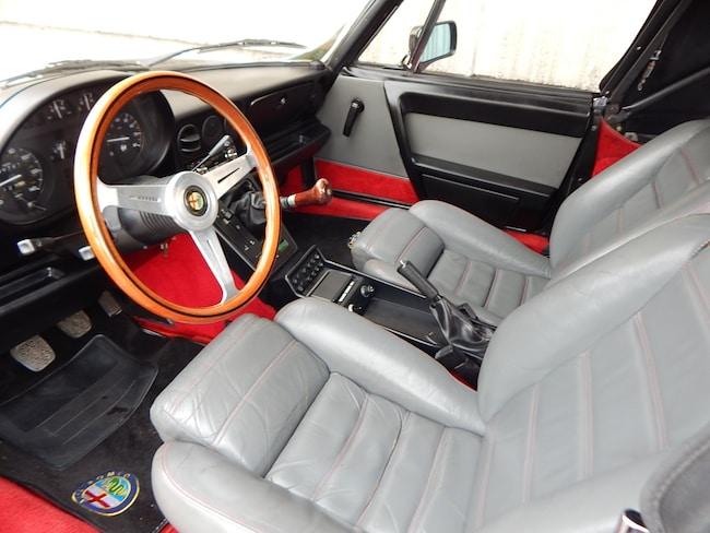 1987 Alfa Romeo 4C Spider Cabriolet