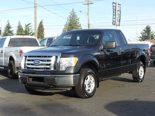 Used 2011 Ford F-150 XLT Pickup 4D 6 1/2 ft Truck Super Cab For Sale Tacoma WA
