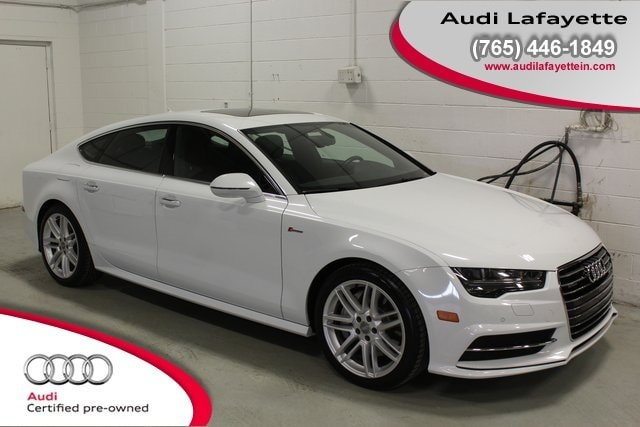 Used 2016 Audi A7 3.0T Premium Plus Sedan for sale in Lafayette, IN