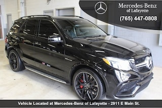 Used 2016 Mercedes-Benz AMG GLE for sale in Lafayette, IN