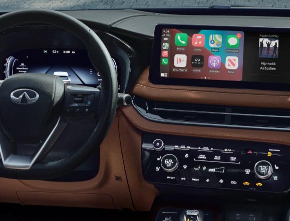 Wireless Apple CarPlay & Android Auto