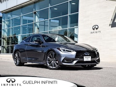 2021 INFINITI Q60 3.0T RED SPORT I-LINE PROACTIVE AWD Coupe