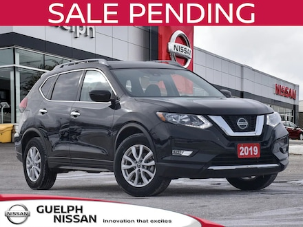 2019 Nissan Rogue Lease From 3.99%   SV FWD   Remote Start SUV