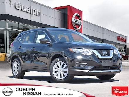 2020 Nissan Rogue S FWD SUV