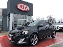 2015 Chevrolet Sonic RS HEATED SEATS / CRUISE CONTROL
